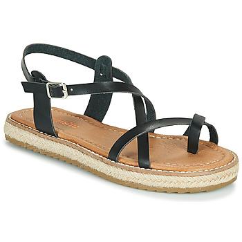 鞋子 女士 凉鞋 Emmshu ALTHEA 黑色
