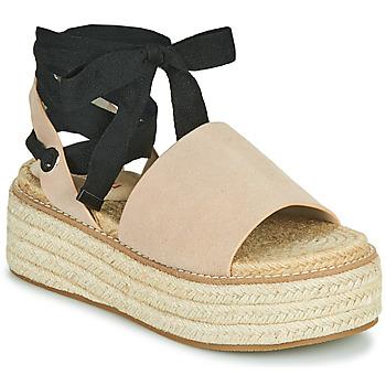 鞋子 女士 凉鞋 Emmshu SEARA 沙色