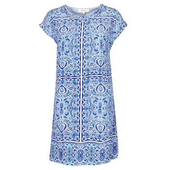 衣服 女士 短裙 Derhy STRESS 蓝色