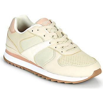 鞋子 女士 球鞋基本款 Esprit 埃斯普利 AMBRO 米色 / 玫瑰色