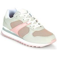 鞋子 女士 球鞋基本款 Esprit 埃斯普利 AMBRO 绿色 / 玫瑰色