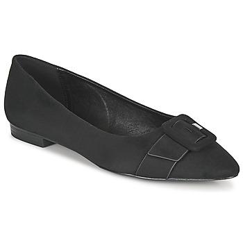 鞋子 女士 平底鞋 Esprit 埃斯普利 KINA 黑色