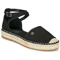 鞋子 女士 帆布便鞋 Esprit 埃斯普利 TUVA 黑色