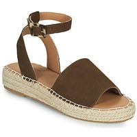 鞋子 女士 凉鞋 Esprit 埃斯普利 CLARA 棕色