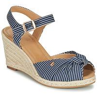 鞋子 女士 凉鞋 Esprit 埃斯普利 ELIN 蓝色 / 白色