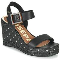 鞋子 女士 凉鞋 Gioseppo KIRBY 黑色