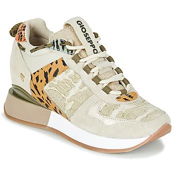 鞋子 女士 球鞋基本款 Gioseppo PATERSON 米色 / 卡其色