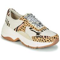 鞋子 女士 球鞋基本款 Gioseppo FORMIA 白色 / Leopard