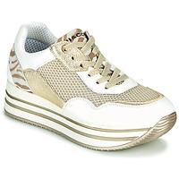 鞋子 女士 球鞋基本款 Primigi (adulte) ALMINTA 白色 / 金色