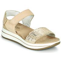 鞋子 女士 凉鞋 Primigi (adulte) FRAPLA 金色