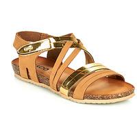 鞋子 女士 凉鞋 Primigi (adulte) DREZZINA 棕色 / 金色