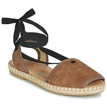 鞋子 女士 帆布便鞋 Musse&Cloud ONDARA 灰褐色