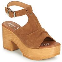 鞋子 女士 凉鞋 Musse&Cloud FOXY 棕色