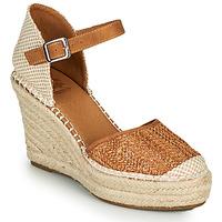 鞋子 女士 帆布便鞋 Xti 波尔蒂伊 SPARROW 棕色