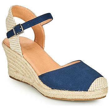 鞋子 女士 帆布便鞋 Xti 波尔蒂伊 ALFED 海蓝色