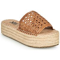 鞋子 女士 休闲凉拖/沙滩鞋 Xti 波尔蒂伊 FREDI 驼色