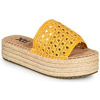 鞋子 女士 休闲凉拖/沙滩鞋 Xti 波尔蒂伊 FREDI 黄色