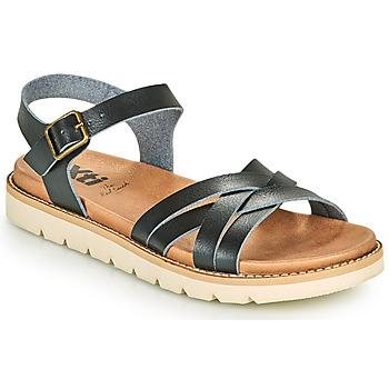 鞋子 女士 凉鞋 Xti 波尔蒂伊 OSSA 黑色