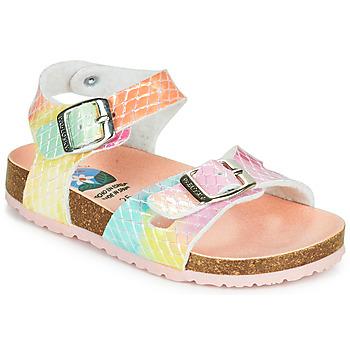 鞋子 女孩 凉鞋 Pablosky MULTI 多彩