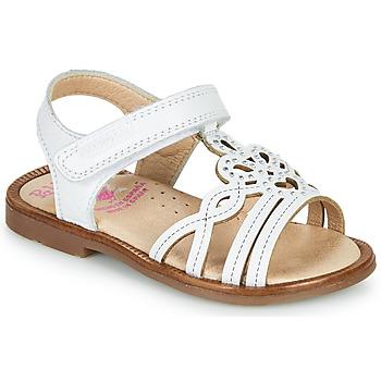 鞋子 女孩 凉鞋 Pablosky MARIE 白色