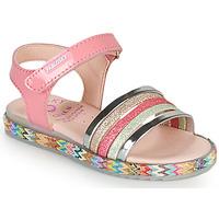 鞋子 女孩 凉鞋 Pablosky PANNI 玫瑰色