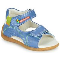 鞋子 男孩 凉鞋 Pablosky KINNI 蓝色