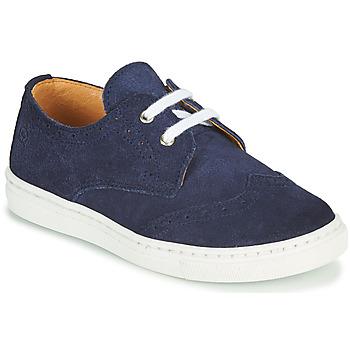 鞋子 男孩 球鞋基本款 Citrouille et Compagnie OVETTE 海蓝色