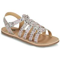 鞋子 女孩 凉鞋 Citrouille et Compagnie MAYANA 灰色