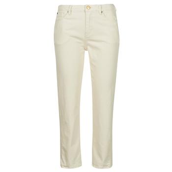 衣服 女士 紧身牛仔裤 Pepe jeans DION 7/8 浅米色