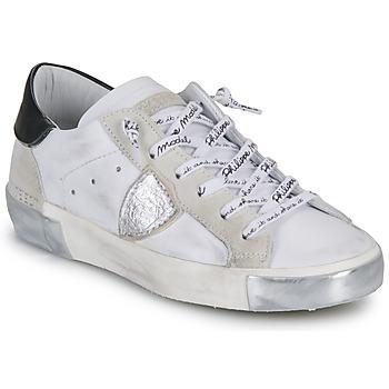 鞋子 女士 球鞋基本款 PHILIPPE MODEL PARIS 白色