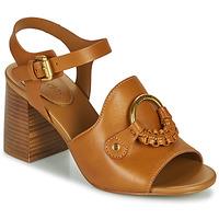 鞋子 女士 凉鞋 See by Chloé HANA SB3406 棕色