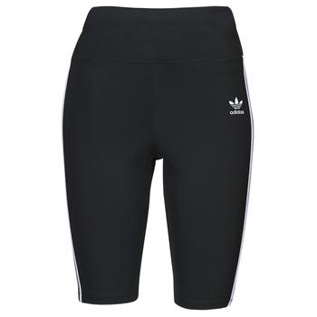 衣服 女士 紧身裤 Adidas Originals 阿迪达斯三叶草 HW SHORT TIGHTS 黑色