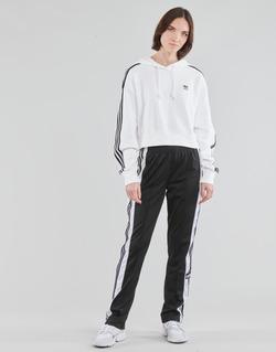衣服 女士 厚裤子 Adidas Originals 阿迪达斯三叶草 ADIBREAK TP 黑色