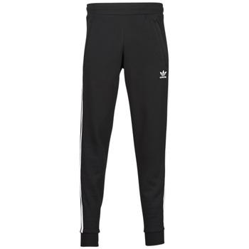 衣服 男士 厚裤子 Adidas Originals 阿迪达斯三叶草 3-STRIPES PANT 黑色