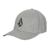纺织配件 鸭舌帽 Volcom FULL STONE HTHR XFIT 灰色