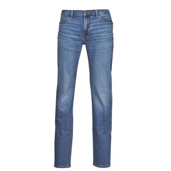 衣服 男士 紧身牛仔裤 Lee RIDER 蓝色