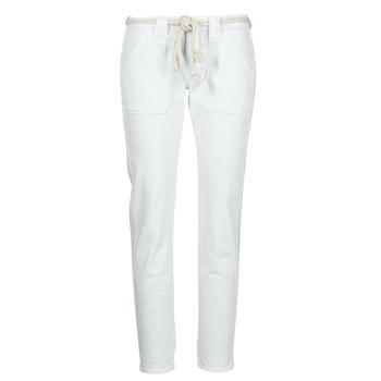 衣服 女士 多口袋裤子 Le Temps des Cerises EZRA 白色
