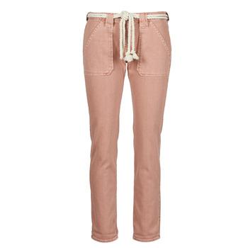 衣服 女士 多口袋裤子 Le Temps des Cerises EZRA 棕色