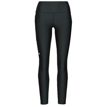 衣服 女士 紧身裤 Under Armour 安德玛 HG ARMOUR HIRISE LEG NS 黑色