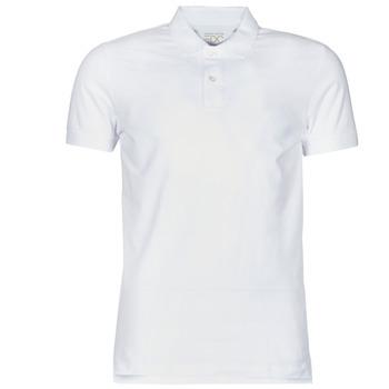 衣服 男士 短袖保罗衫 Esprit 埃斯普利 COO N PI PO SS 白色