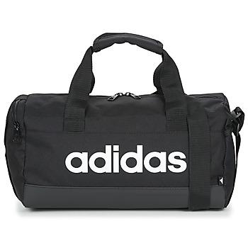 包 运动包 adidas Performance 阿迪达斯运动训练 LIN DUFFLE XS 黑色