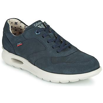 鞋子 男士 球鞋基本款 CallagHan WASSER 蓝色