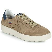 鞋子 男士 球鞋基本款 CallagHan RED 米色