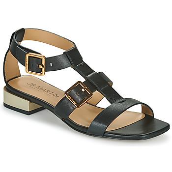 鞋子 女孩 凉鞋 JB Martin HARIA 黑色