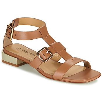 鞋子 女孩 凉鞋 JB Martin HARIA 棕色
