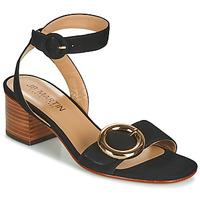 鞋子 女孩 凉鞋 JB Martin OLAK 黑色