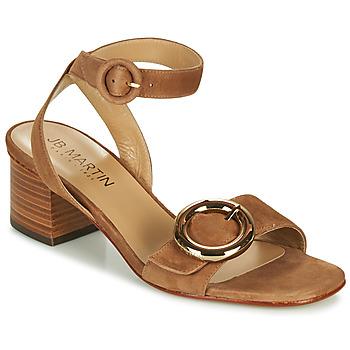 鞋子 女士 凉鞋 JB Martin OLAK 棕色