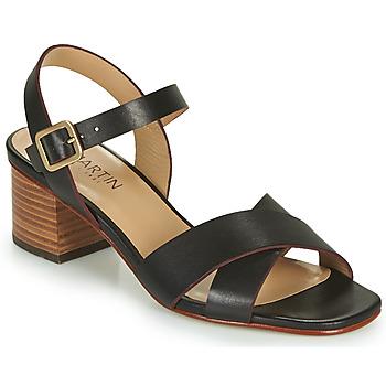 鞋子 女孩 凉鞋 JB Martin OXIA 黑色