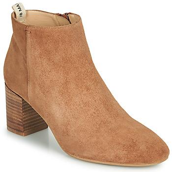 鞋子 女士 短靴 JB Martin 3ALIZE 棕色