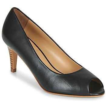 鞋子 女孩 凉鞋 JB Martin PARMINA 黑色